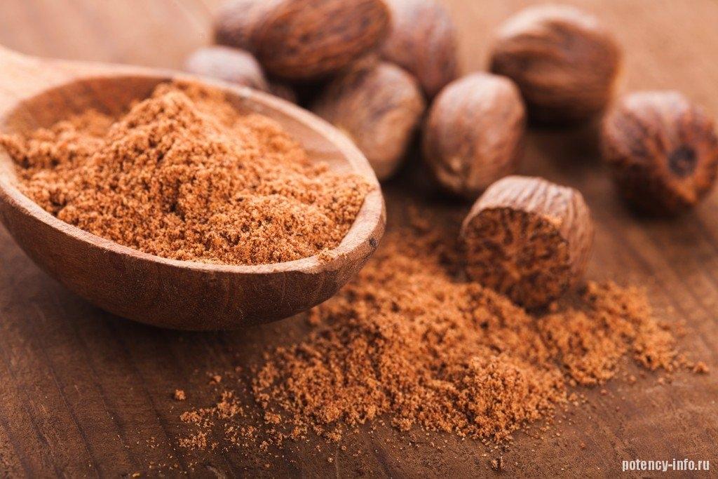 Мускатный орех - природный афродизиак