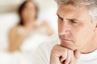 Повышение потенции у мужчин после 50 лет